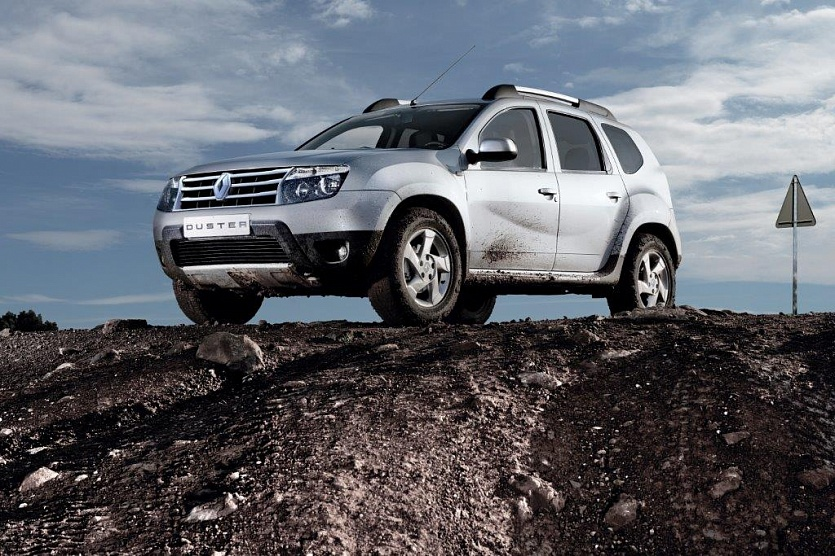 Renault Duster  Expression 2.0 4WD AT4