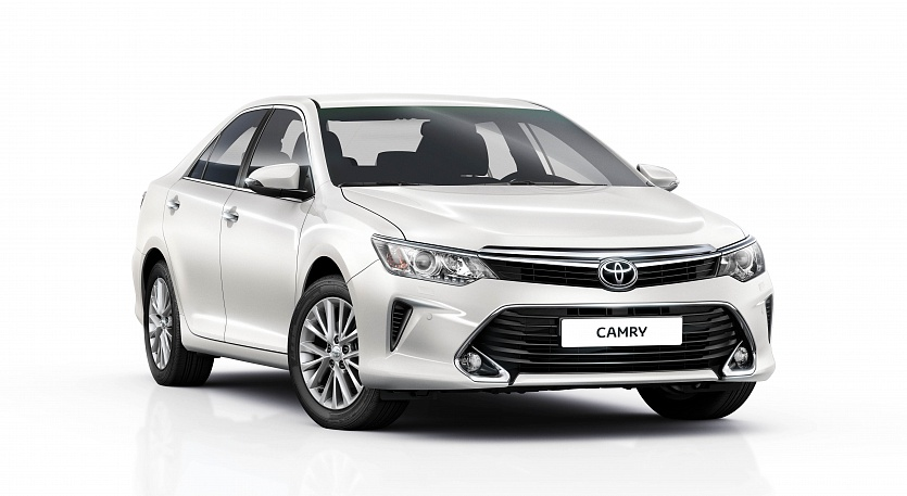 Toyota Camry седан Elegance Drive Luxe 3.5i AT